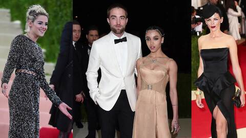 ¡Incómodo! Kristen Stewart se topó a Robert Pattinson con su novia