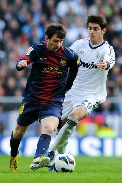 El Barcelona salió con su mejor equipo, aunque con la baja de Xavi por l...