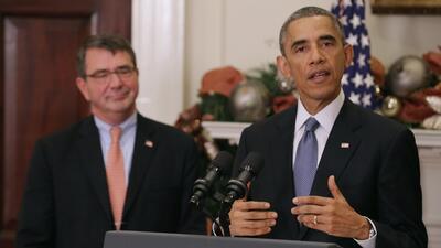 Obama nominó oficialmente a Ashton Carter como Secretario de Defensa