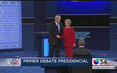 Las claves del primer debate presidencial