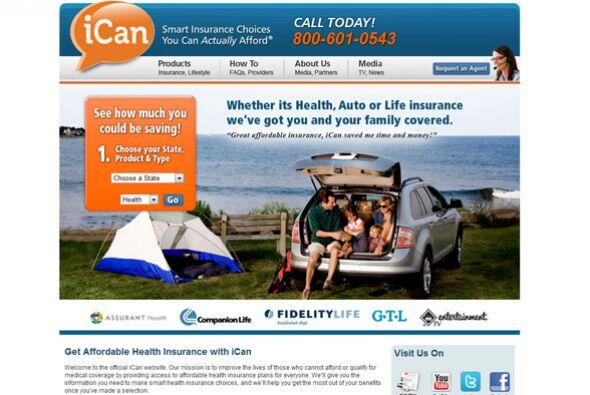 9. iCan Benefit Group  Sector de la industria: Seguros.  Ejemplos de pue...