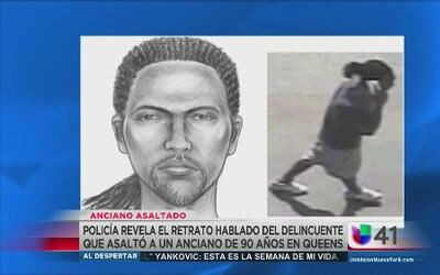 Anciano fue asaltado en Astoria, Queens