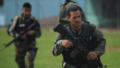 El gobierno de Costa Rica movilizó un número indeterminado de policías c...