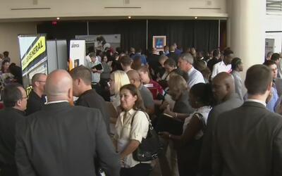Más de 30 compañías participan en la gran feria de empleo este miércoles...