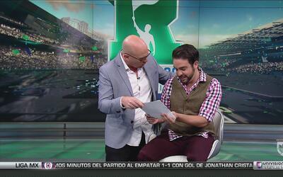 Edgar Martínez olvidó cómo leer