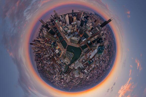 Wolf Point es la segunda torre más alta de Estados Unidos, y se e...