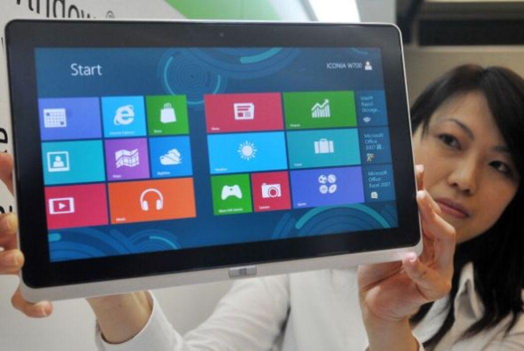 Hace sólo unas semanas lanzó su Windows 8, con la finalidad de innovar y...