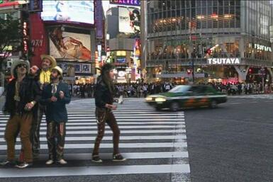 """""""Los Héroes del Norte"""" viajaron a Japón para su nuevo videoclip."""