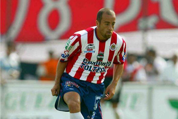 Omar Rodríguez, surgido en Cruz Azul, este defensor salió...
