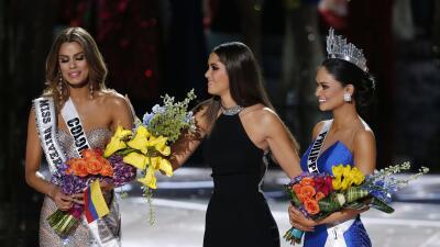 Miss Universo final