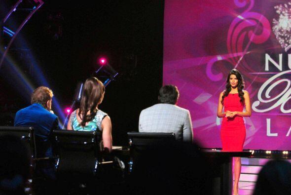 La colombiana Carolina Betancourth audicionó en Miami e hizo un reportaje.
