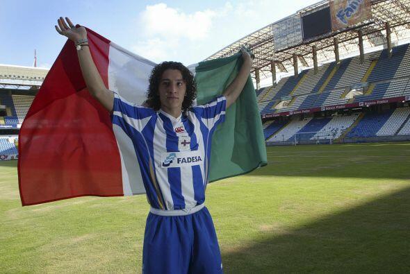 Diferentes facetas son las que los jóvenes futbolistas mexicanos...