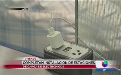 Podrán recargar electrónicos en estaciones de Metra