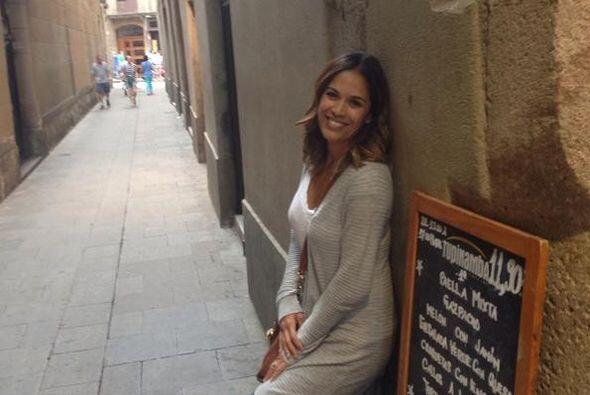 A Karla le encanta cocinar pero también disfruta comer y confes&o...