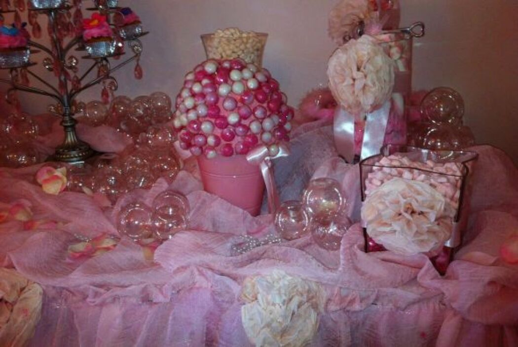 Le celebración del 4to cumpleaños de la hija de Bárbara fue digno de una...