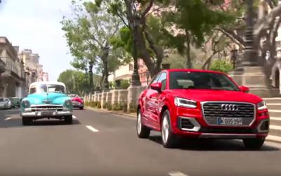El Audi Q2 2017 debutó mundialmente desde Cuba