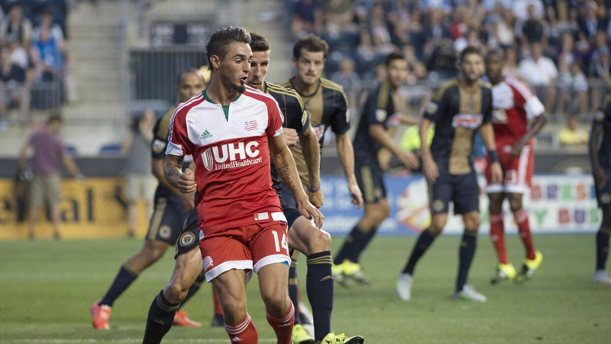 Diego Fagundez vs. Philadelphia Union