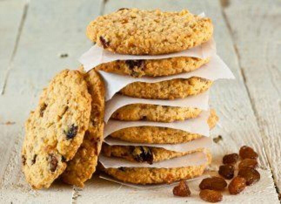 Galletas gigantes de avena: Si eres fanático de las galletas y te gusta...