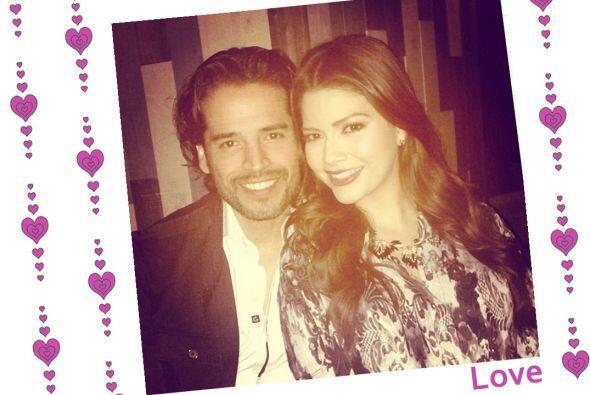 La mexicana lleva una lindísima relación con el hermano de Karla Martíne...