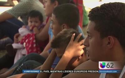 Arizona, abarrotada por los niños en la frontera