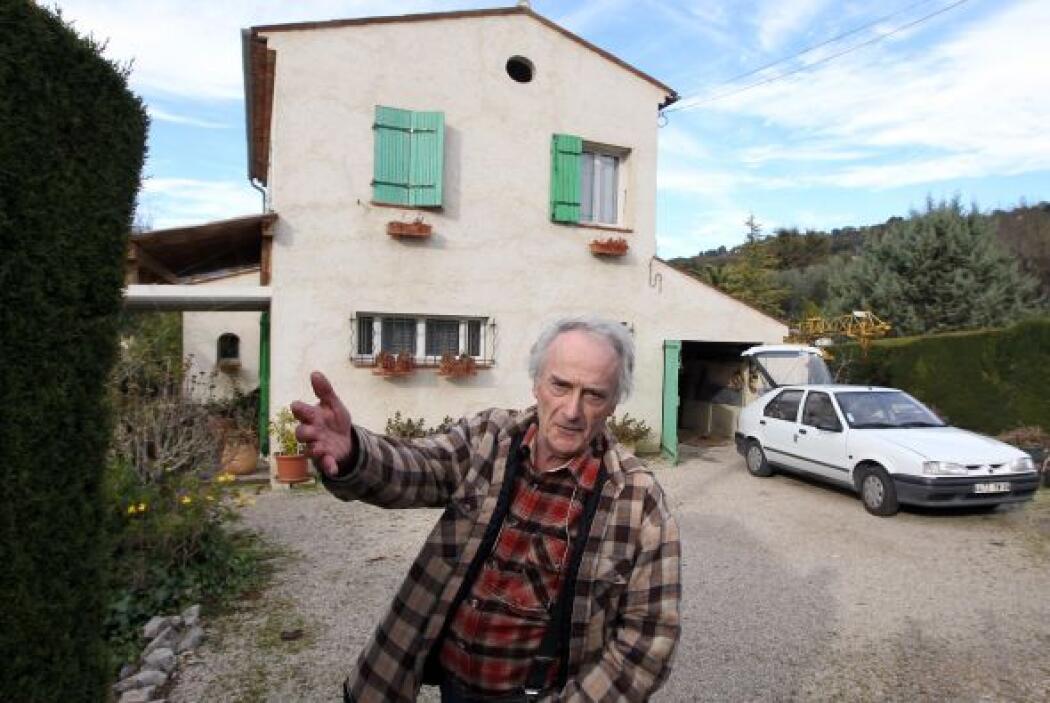 Un electricista francés jubilado y su esposa presentaron 271 obras nunca...