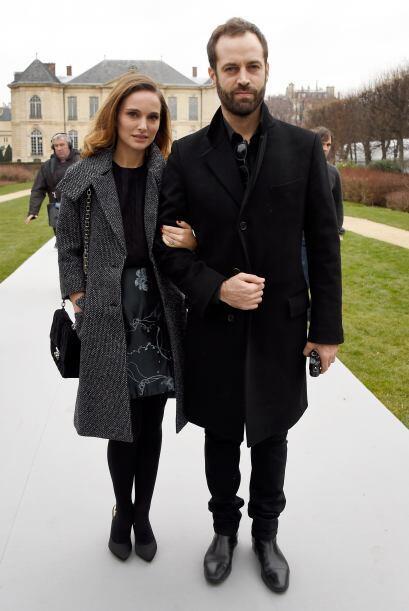 Como imagen de Christian Dior, Natalie Portman no puede perderse ninguna...