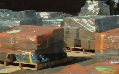 La Guardia Costera da un duro golpe al narcotráfico en el Puerto de Ever...