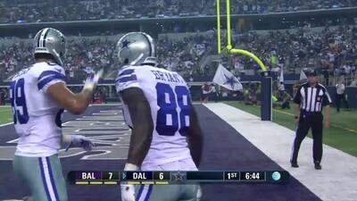 Touchdown de Dez Bryant