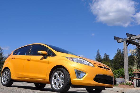 Ford ha renovado su línea de productos pero sin duda el Fiesta es el que...