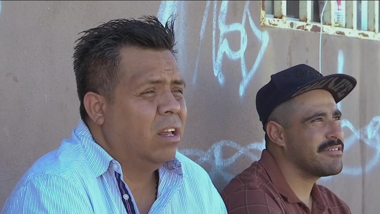 Activista mexicano brinda ayuda y albergue a centroamericanos buscando l...
