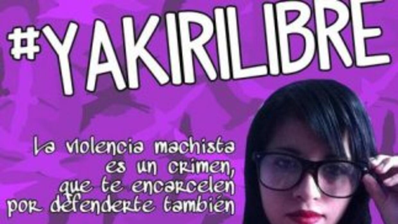Joven denuncia violación y es acusada de homicidio. (Foto tomada de Face...