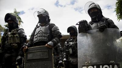Policía de Colombia. (Imagen de archivo)