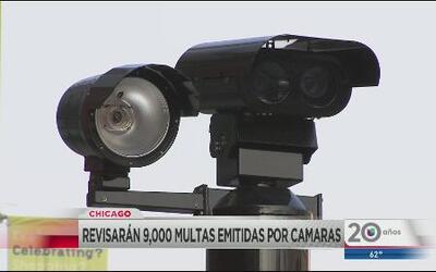 Revisarán miles de multas emitidas por cámaras