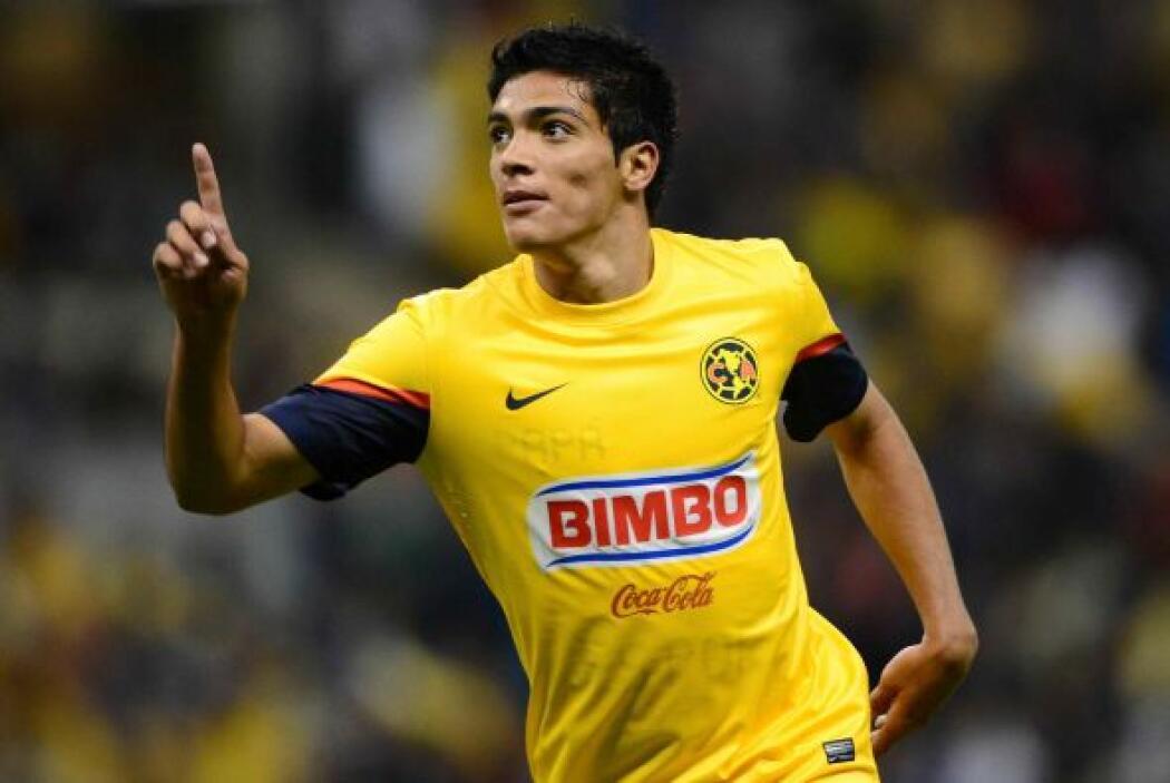 Jiménez conseguiría tener regularidad con las Águilas del América en el...