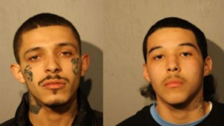 Damien Garza de 19 años y Javier Garza de 17, enfrentan cargos graves po...