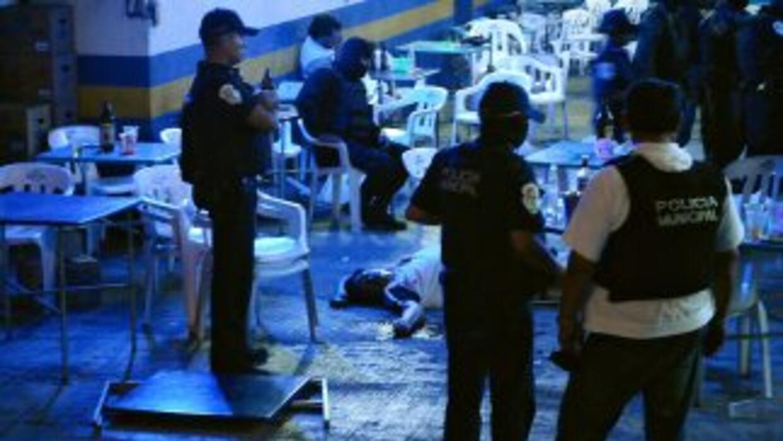 El miércoles se suscitó un enfrentamiento entre presos en el interior de...