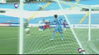 Sequeira empata para Costa Rica contra México en el Sub 17