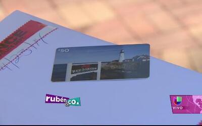 """Los ladrones tienen los ojos puestos en las """"gift cards"""""""