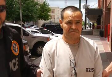 Acusado de brutal asesinato es extraditado de México