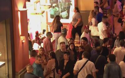 Hasta el 80% de descuento obtuvieron los compradores en el Dolphin Mall...