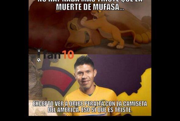 Los Pumas y el América fueron las víctimas de las redes sociales en la t...