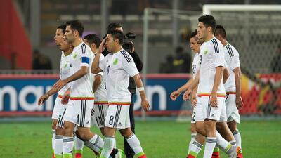 El 'Tri' en caída libre en ranking FIFA, Alemania lidera y Bélgica en su...