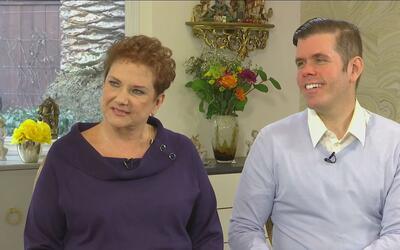 Esta es la conmovedora historia de la mamá del bloguero Perez Hilton
