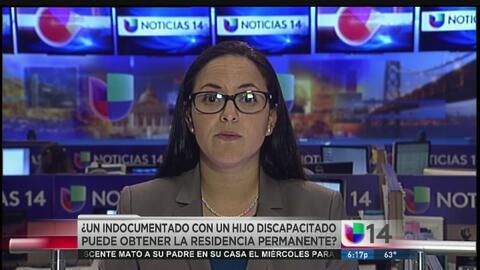 Inmigrantes con hijos discapacitados podrían obtener residencia