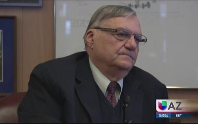Comunidad pide castigo contra el alguacil Arpaio