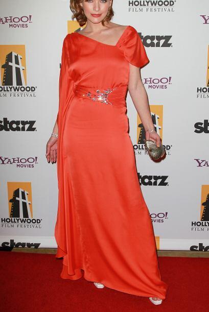 Algo que caracteriza los 'outfits' de la actriz es que siempre sale muy...