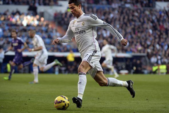 Cristiano Ronaldo, el portugués tuvo un año inolvidable co...