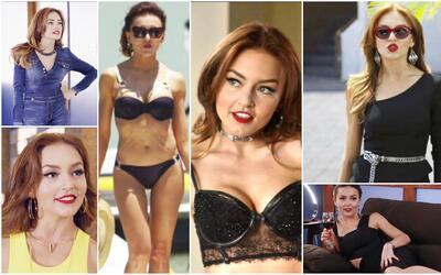 Ana Leticia es glamour y sensualidad, vota por sus mejores looks