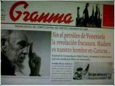 Lo que dicen en Cuba sobre la situación en Venezuela. Leopoldo López fue...