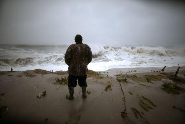 En su paso por el Caribe, el Huracán Sandy dejó una racha de destrucción...